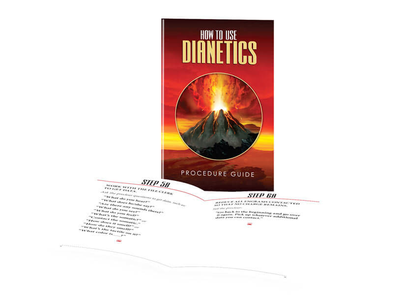 Dianetics Seminar in Theater